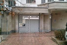 درب ویلایی ساختمان